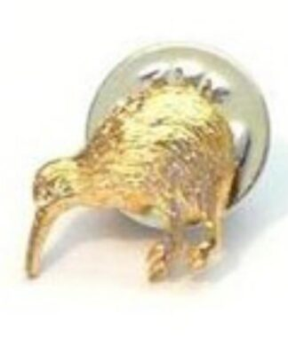 Golden Kiwi Pin