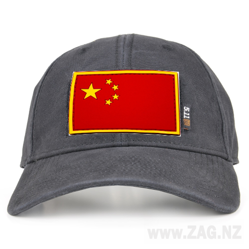 China Flag Patch