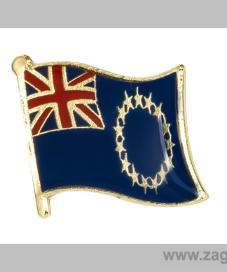 Cook Islands Flag Pin
