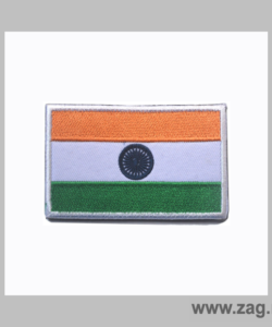 India Flag Patch