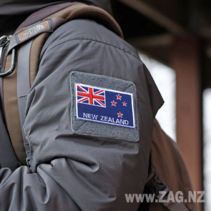 NZ Flag Patch
