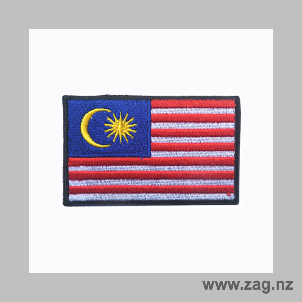 Embroidered Country Flag Army Badge 3d Tactical Military Badges Fabric Cloth Combat Armband World Flag Badges Home & Garden