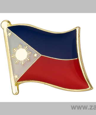 Philippines Flag Pin
