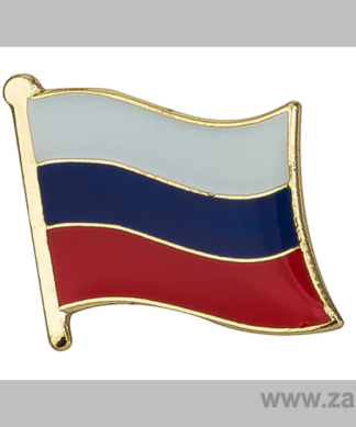 Russia Flag Pin