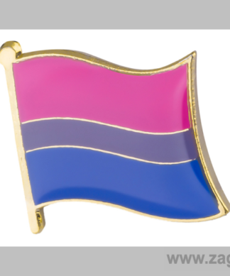 Bisexual Flag Pin