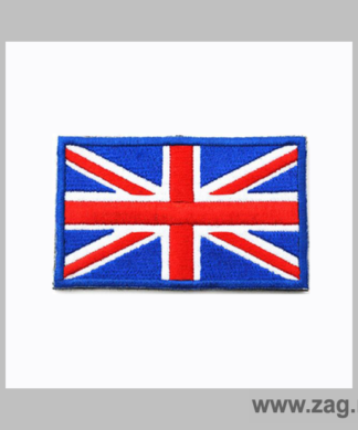 UK Flag Patch